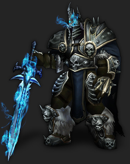 WoW - The Fall of The Lich King Patch 3.3Просмотров. Copyright.